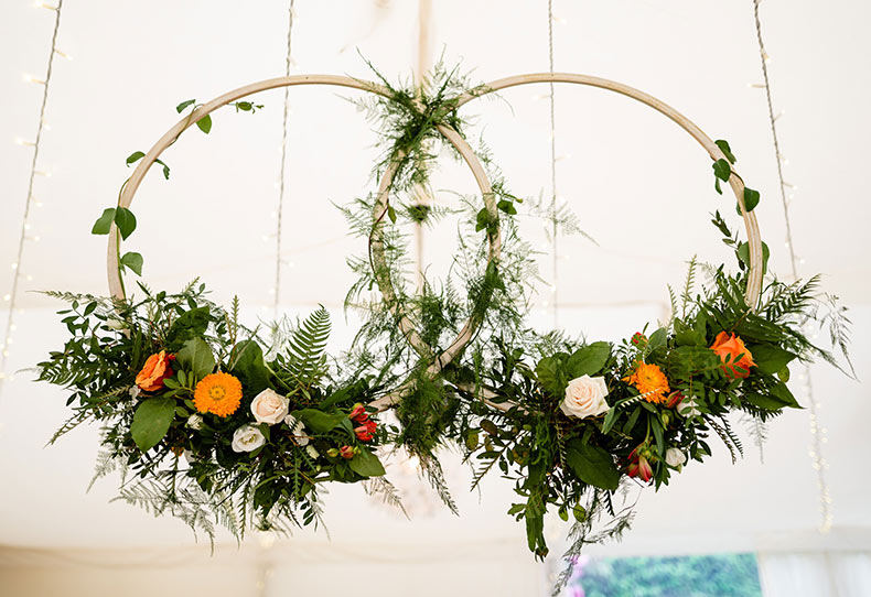 Nicole and Steve client review for Dartmoor Flowers