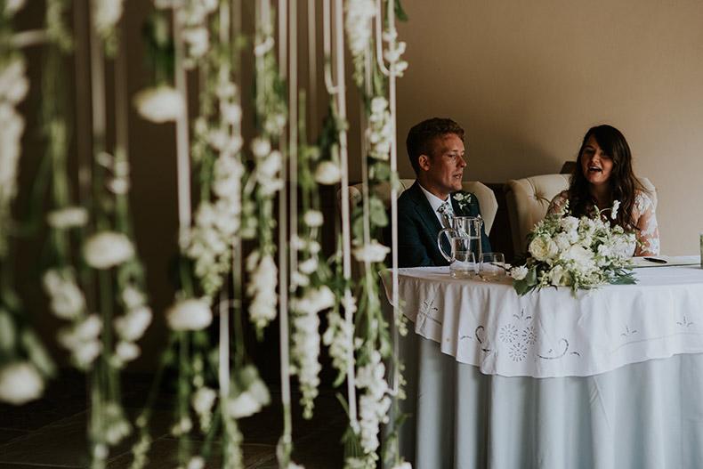 Rachel and Jon client review for Dartmoor Flowers